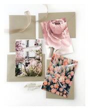 Load image into Gallery viewer, Notecards: Floral (bundle of 3)