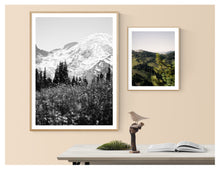Load image into Gallery viewer, Mount Rainier in Bloom