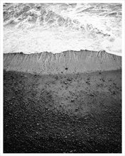 Load image into Gallery viewer, Ocean Fine Art Photograph in Black and White