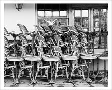 Load image into Gallery viewer, Parisian Cafe Chairs