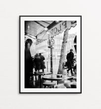 Load image into Gallery viewer, Café de Flore - Silhouettes