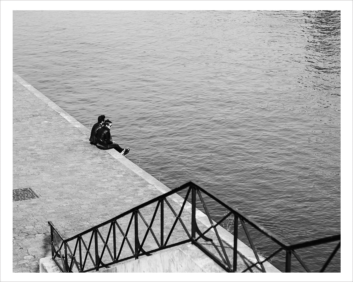Love and the Seine River