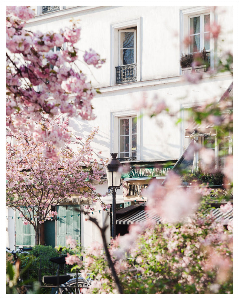 Shakespeare in the Springtime, Paris