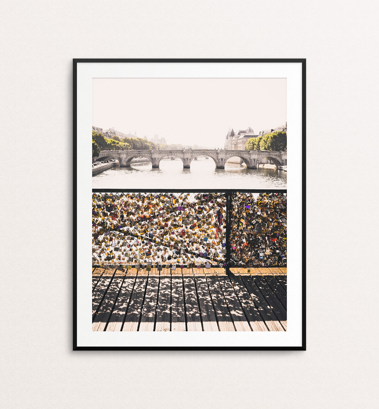 Locks of Love, Pont des Arts