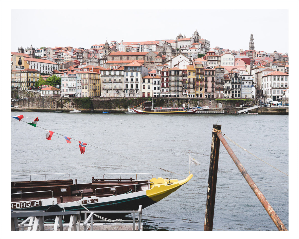 The Colors of Porto, Portugal