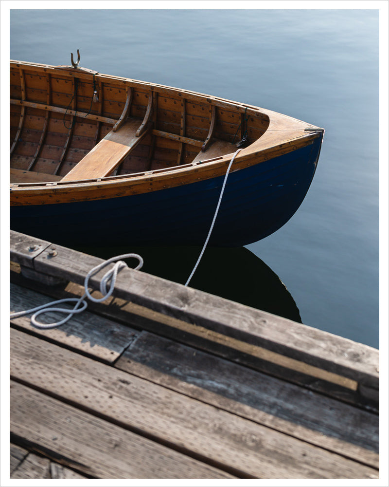 Quiet - Center for Wooden Boats