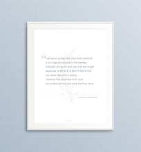 Load image into Gallery viewer, Printable Quote - Martin Luther King Jr.