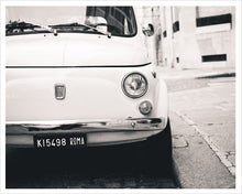 Load image into Gallery viewer, White Fiat
