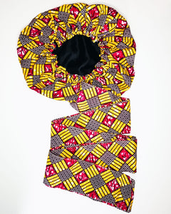 Makafui Kollection Foulard hydrat'Jour SHINY