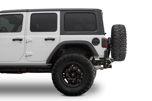 Addictive Desert Designs JL Stealth Fighter Rear Bumper (no sensors)
