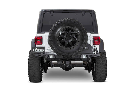 Addictive Desert Designs JL Stealth Fighter Rear Bumper (with backup sensors)
