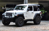 JL 2.5IN JEEP SUSPENSION LIFT KIT (2018+ WRANGLER 2dr &4dr)