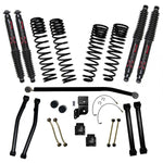 "Skyjacker 4.5"" Jeep Gladiator Rubicon lift kit (G452RKBLT)"