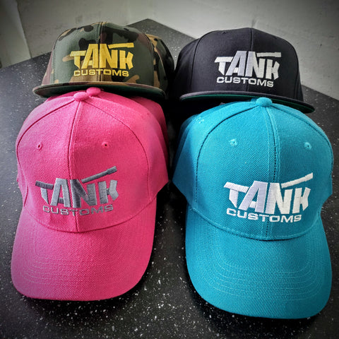 Tank Customs Snap Back