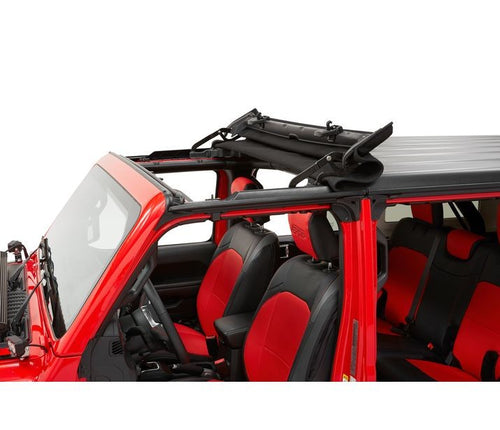 Bestop Sunrider for Hardtop 2018-Current Jeep Wrangler JL & 2020 Jeep Gladiator