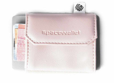 Space Wallet Vegan Push