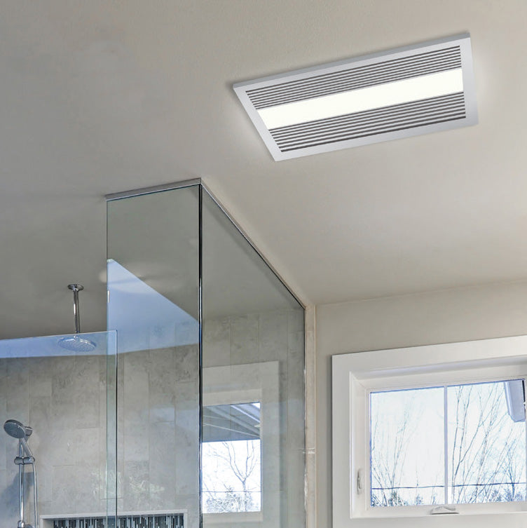 Bathroom Heater and Exhaust Fans
