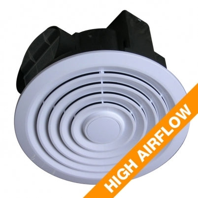 Turbo White High Airflow