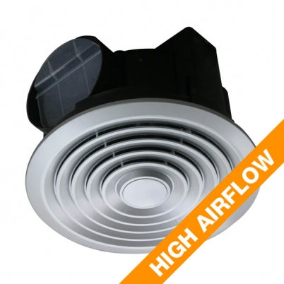 Turbo Silver High Airflow
