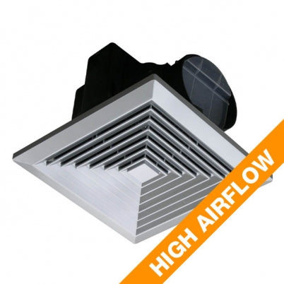 Jumbo Silver High Airflow