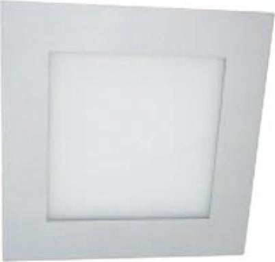 UWLED100 LED Wall Light Silver 5000k