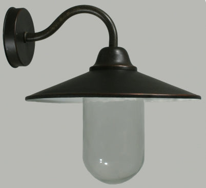 Westall Exterior Wall Street Light Bronze