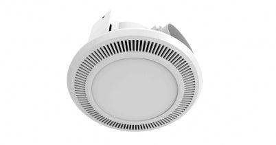 Ultraline High Extraction Exhaust Fan with 12 watt LED Light