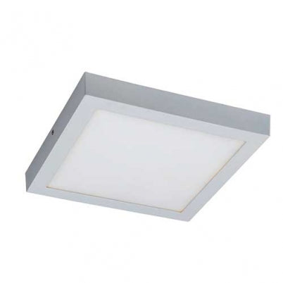 Unos Square 24w 3000k Dimmable LED Oyster
