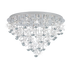 Pianopoli Large Close to Ceiling Crystal Butterfly Cluster