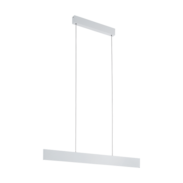 EO 39266 95cm Aluminium Panel Linear LED Strip Pendant