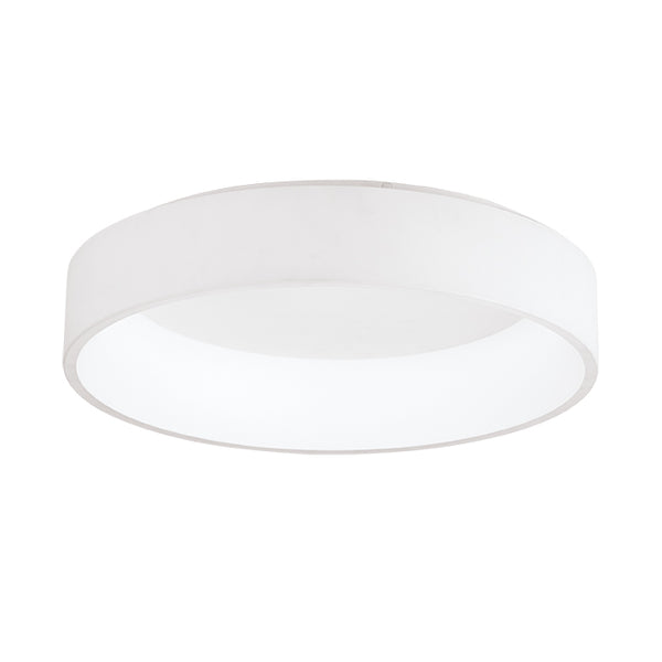 Marghera   34wt  Led ceiling oyster white.