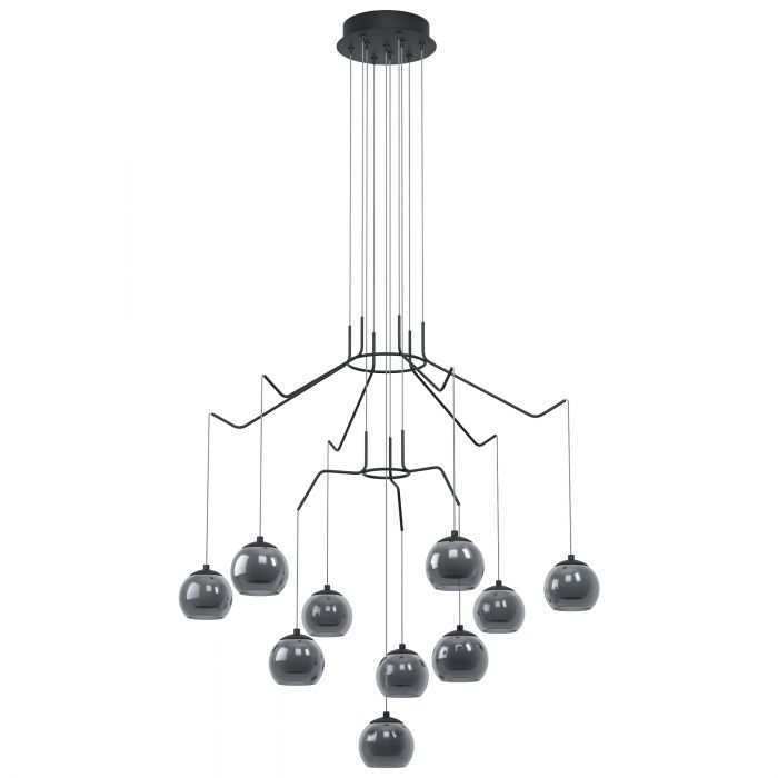 Rovigana 10 Light LED Modern Pendant