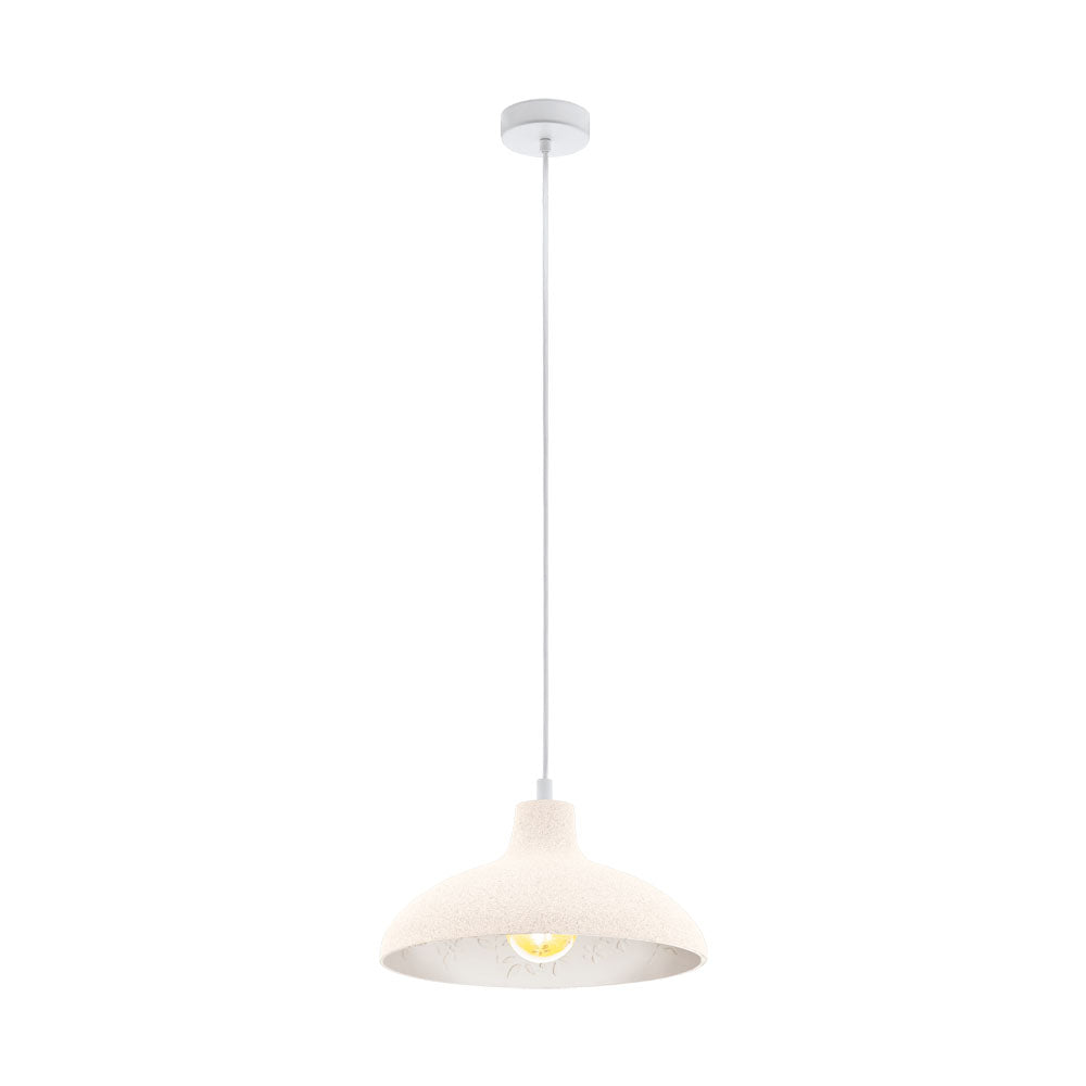 Barrowby Terracotta Beige 355 mm Pendant