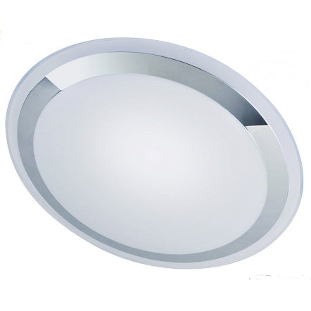 Saturn 18w Small Round Step-Dimming LED Oyster