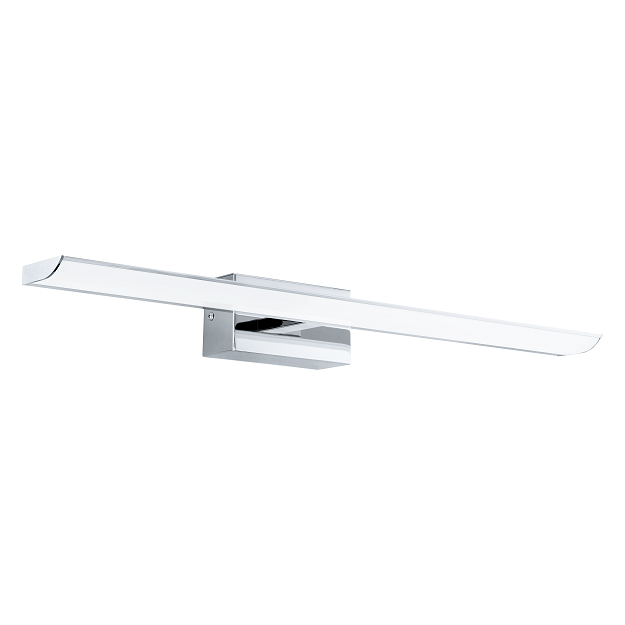 Tabiano 60cm Chrome Vanity Wall Overlighter