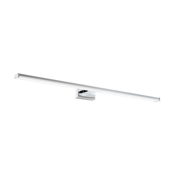 Pandella 78cm Rectangular Bloc Chrome Vanity Wall Light