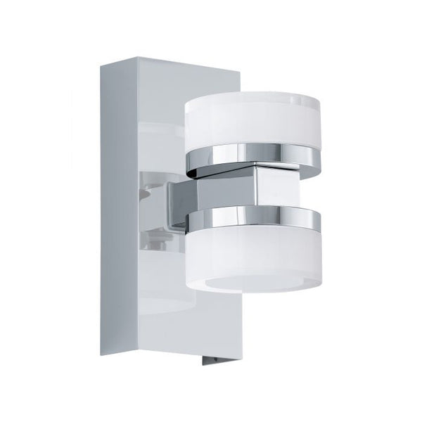 Romendo Chrome Up and Down Vanity LED Wall Light