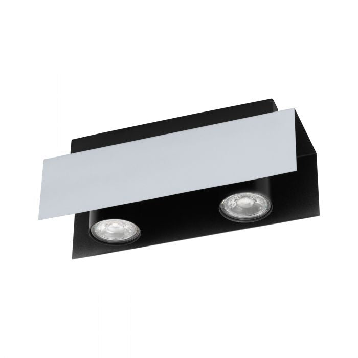 Viserba 2 Light Surface Mount Modern Spotlight