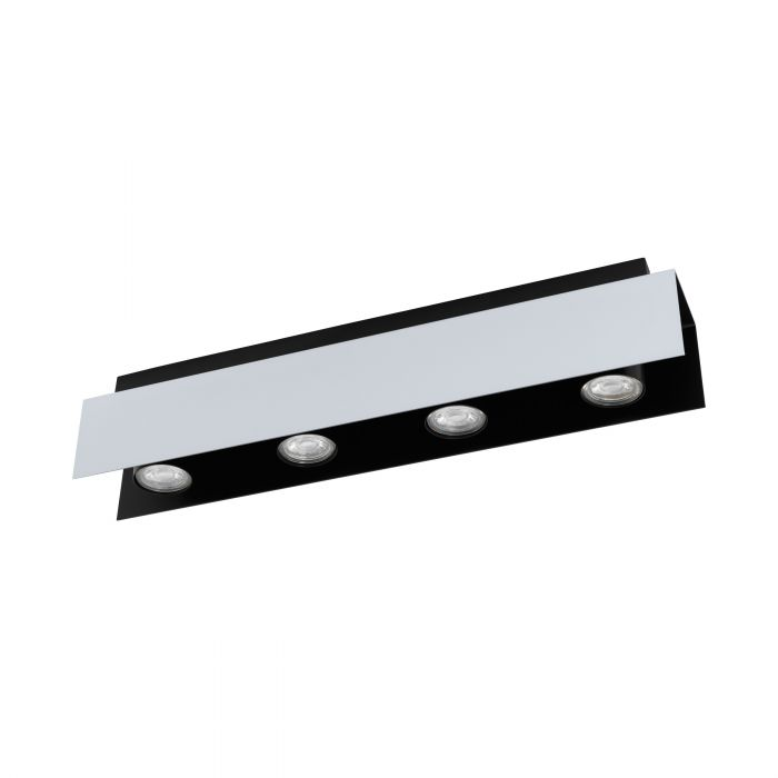 Viserba 4 Light Surface Mount Modern Spotlight