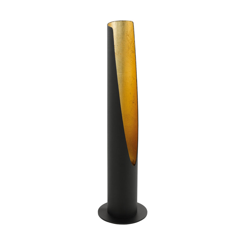 Barbotto Black Table Lamp