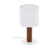 Concessa 1 Cappuccino Gold Table Lamp
