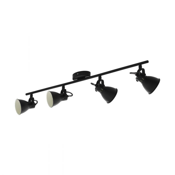 Seras 4 Light Modern Industrial GU10 Spotlight