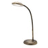 Dylan Antique Brass LED Touch Desk Lamp