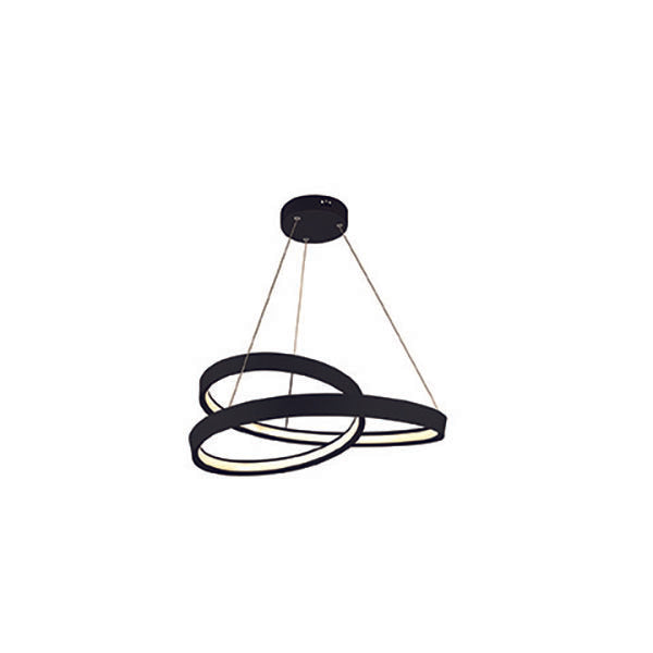 Armstrong LED 35w Black Contemporary Pedant