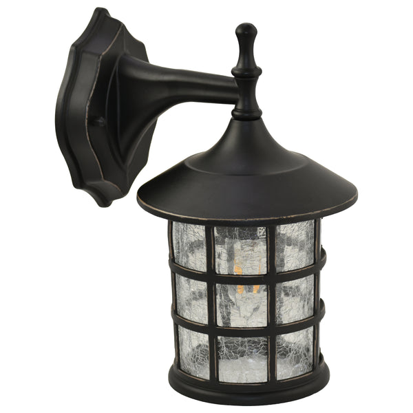 Berwick Black/Bronze Traditional Coach Light