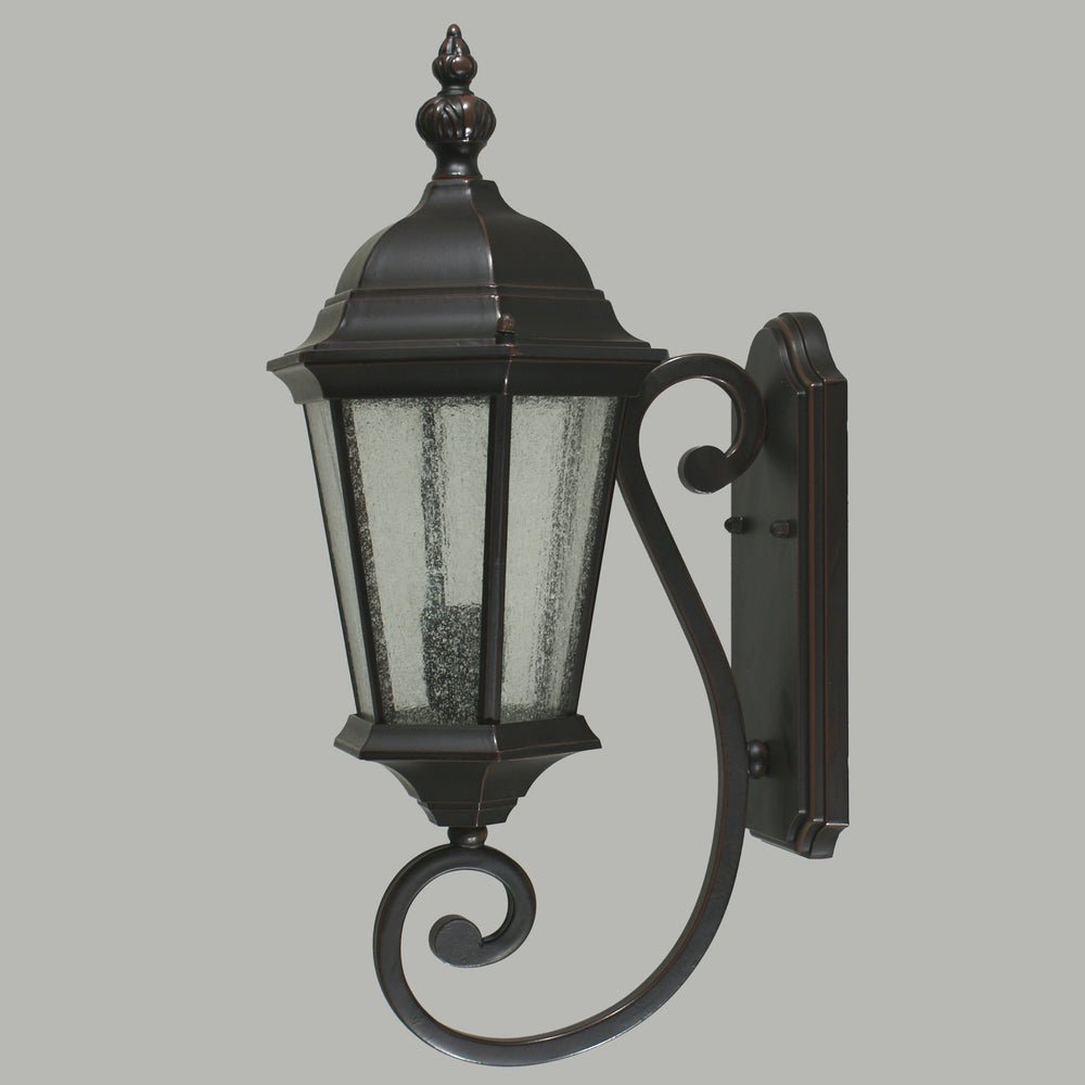 Toorak Small Antique Bronze Vintage Wall Exterior Coach Light