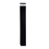Divad 1000mm Tri-colour Conal Split Diffuser Bollard