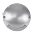 Dome Silver Aluminium One-way Recessed Deck Light