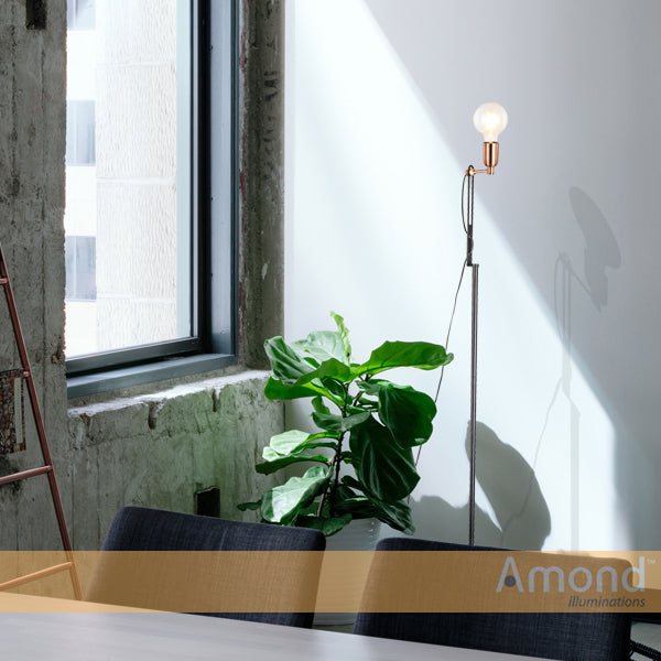 Kahil Floor Lamp by Amond