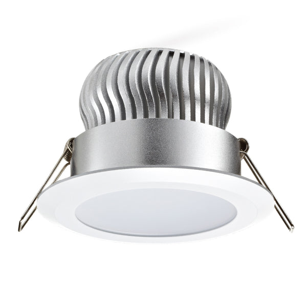 Equinox LED Gimbal Downlight Tri-Colour White